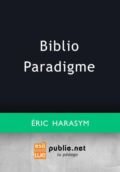 biblio-paradigme